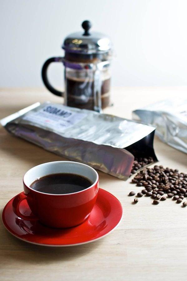 God økologisk kaffe fra Øristeriet