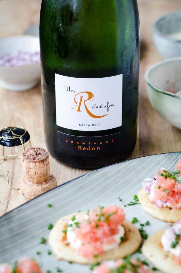 Un R d'Autrefois, Redon, Champagne, Trepail, Adrien Redon