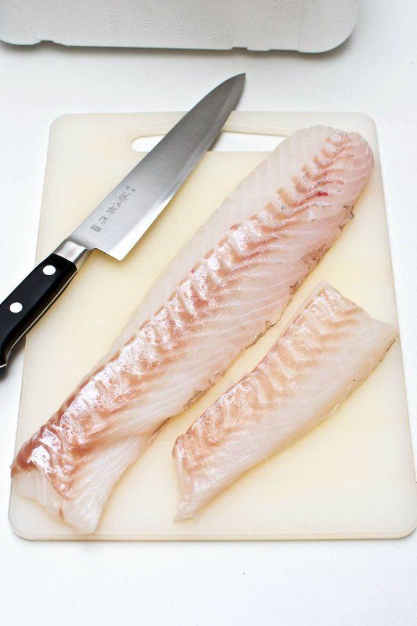 Filet royal af torsk uden skind fra Skagenfood