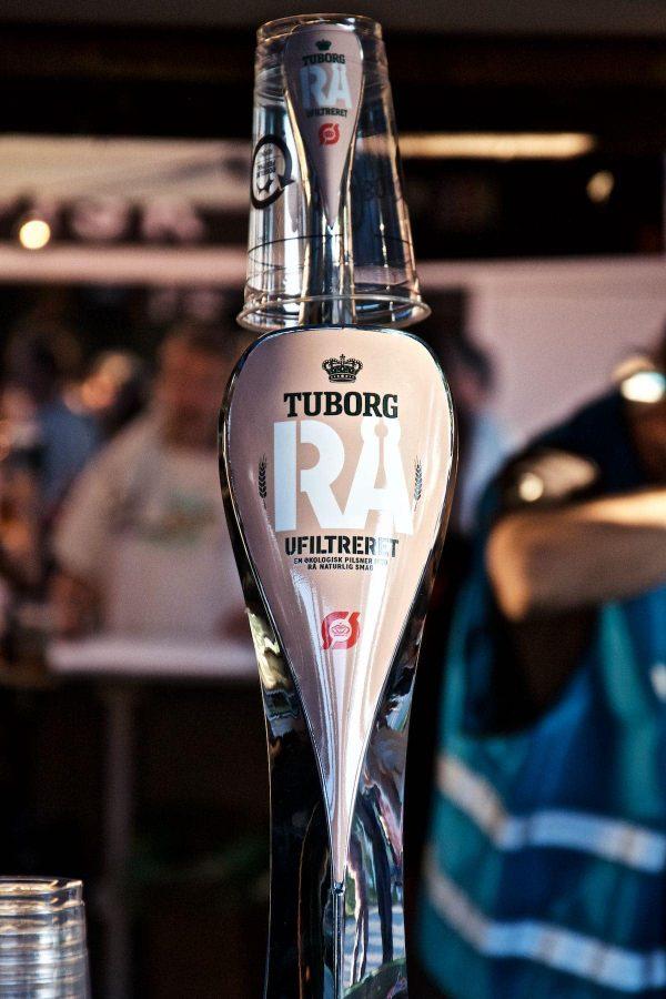 Roskilde Festival 2015, Tuborg Rå
