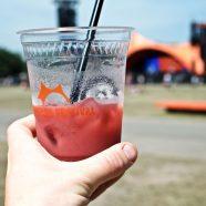 Roskilde Festival 2015: mad og drikkevarer