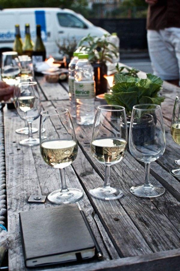 Food Festival 2015, Vinsmagning med SmagFørst