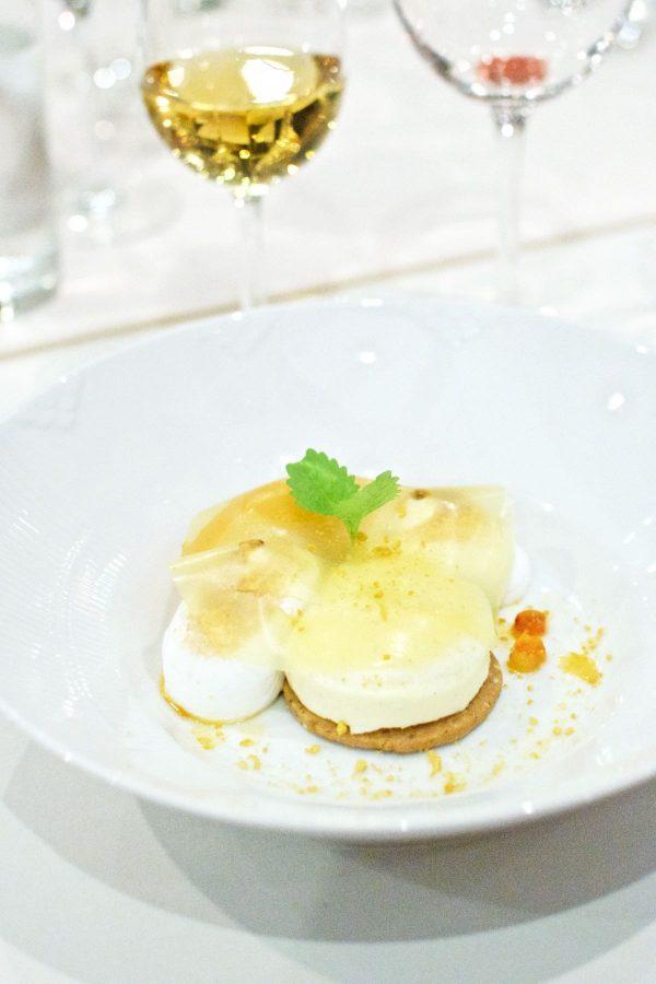 Hotel Hesselet, Restaurant Tranquebar, Dessert