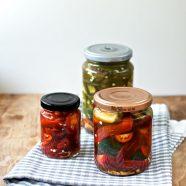 Syltede chilier – to forskellige opskrifter