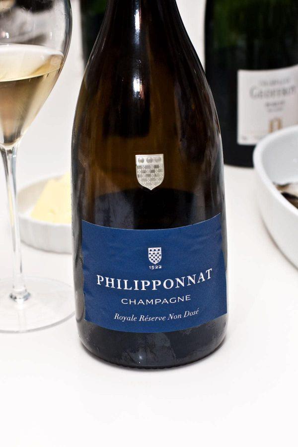 Champagnesmagning, Philipponnat, Royal Réserve Non Dosé
