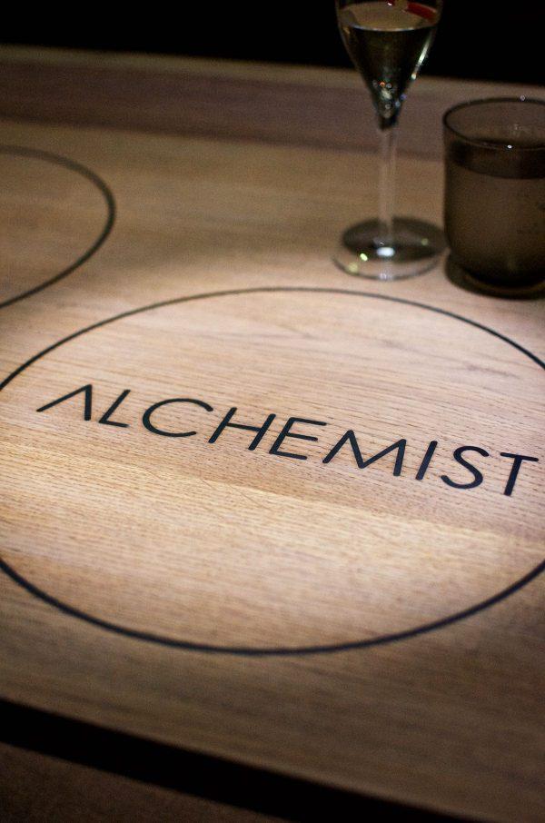 Restaurant Alchemist, Rasmus Munk