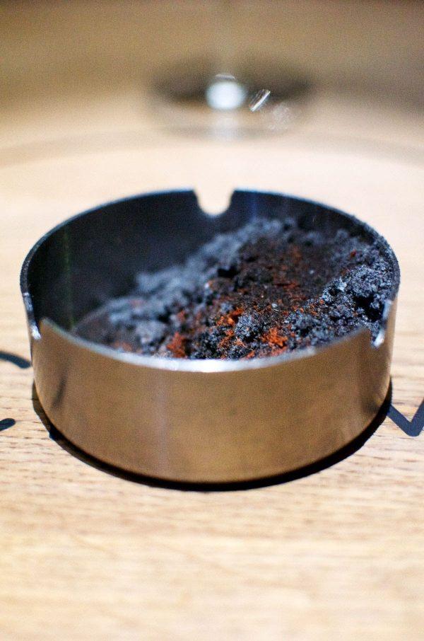 Restaurant Alchemist, Rasmus Munk, Askebæger, Kartoffel og porre