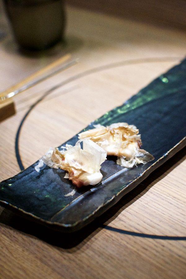 Restaurant Alchemist, Rasmus Munk, Blæksprutte, Bonito