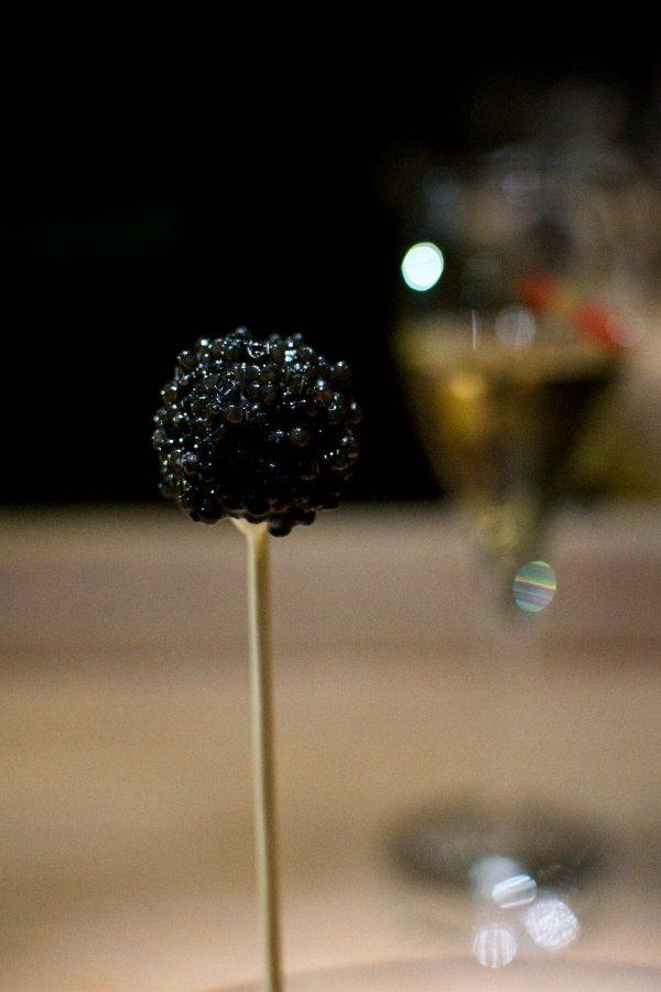 Restaurant Alchemist, Rasmus Munk, White Sturgeon Caviar, Kaviar