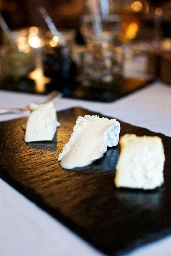 Under Lindetræet, Odense, Franske oste