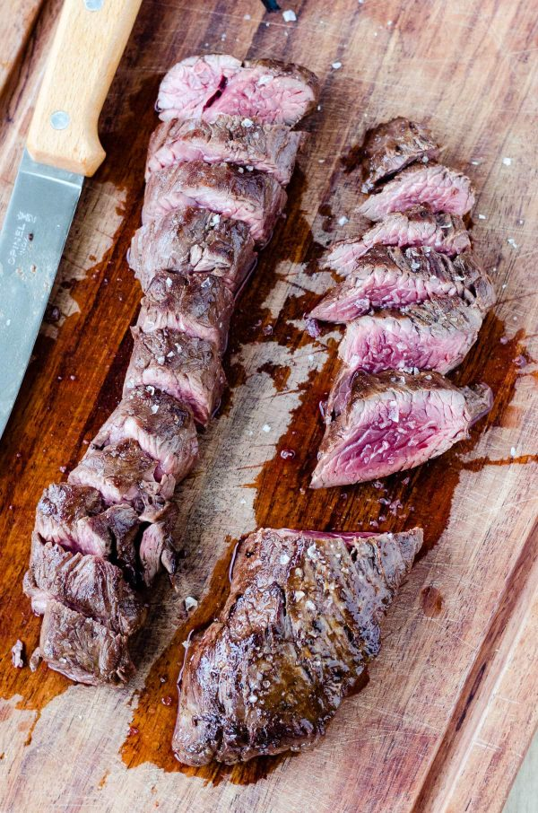 Nyretapper, Boeuf Onglet, Hanger Steak