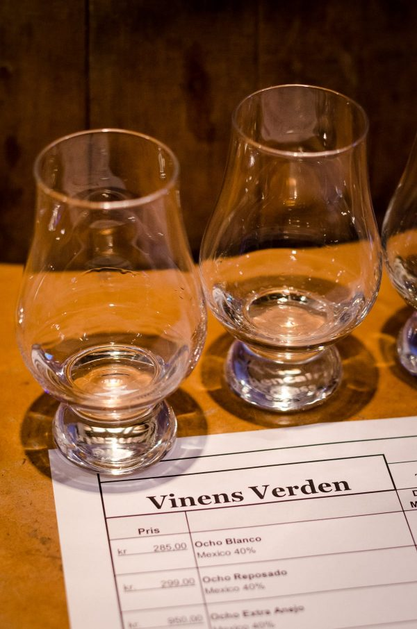 Tequilasmagning i Vinens Verden, Odense
