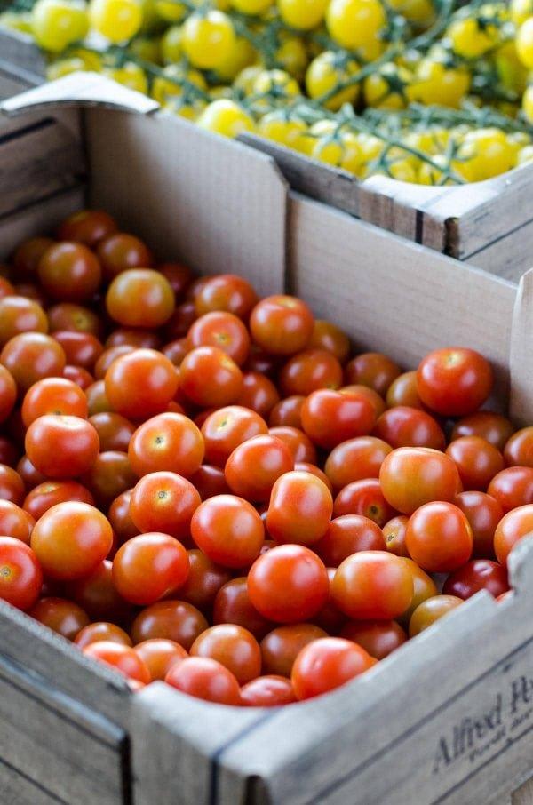 Pedersens Udvalgte, Tomater
