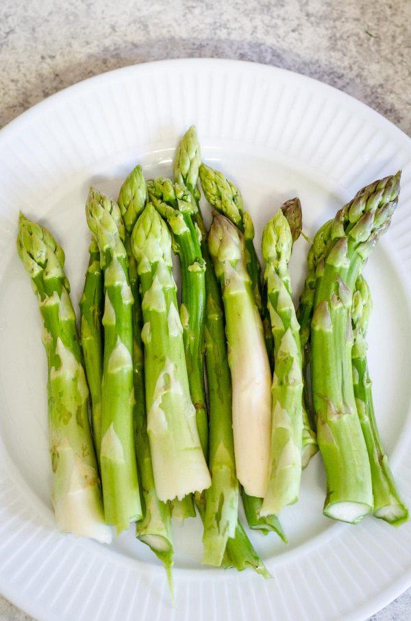 Økologiske asparges, Lumbygaard