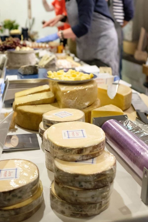 Slow Cheese Copenhagen, Jürss Mejeri, Granbarksost
