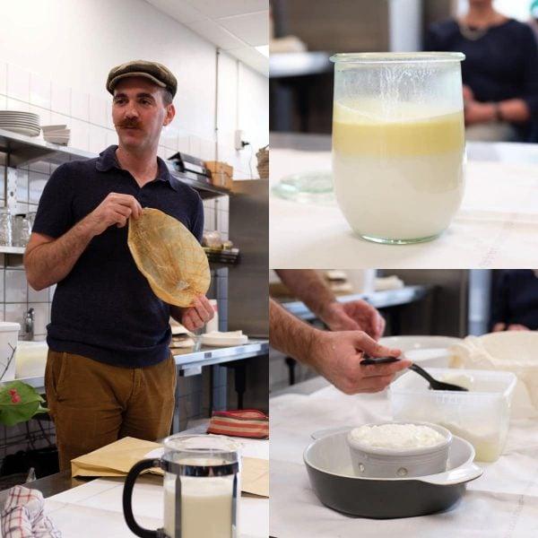 Slow Cheese Copenhagen, David Asher workshop, osteworkshop