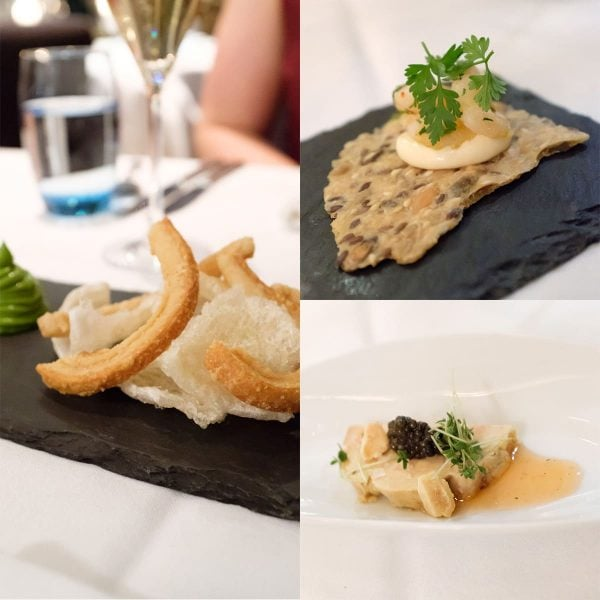Restaurant Pasfall snacks