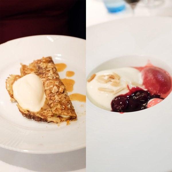 Restaurant Pasfall desserter