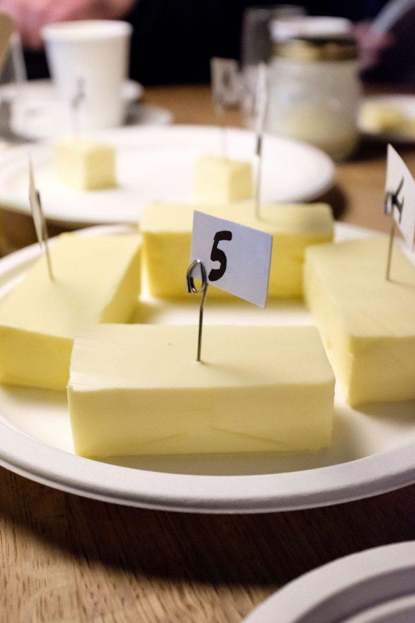 Det' smørret der gør'et - smørsmagning og masterclass i smør