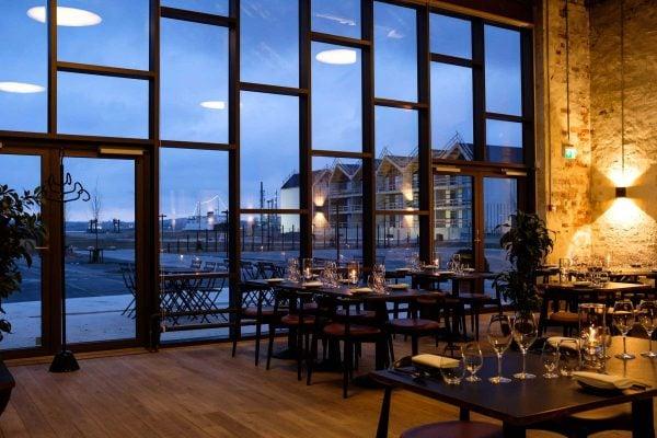 Nyborg Destilleri Restaurant