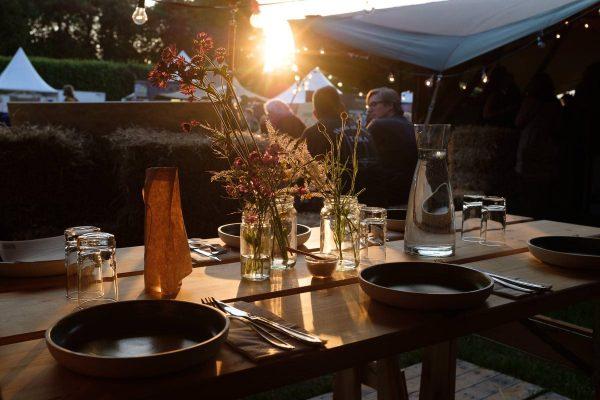 Heartland Festival, Christian F. Puglisi X Banquet