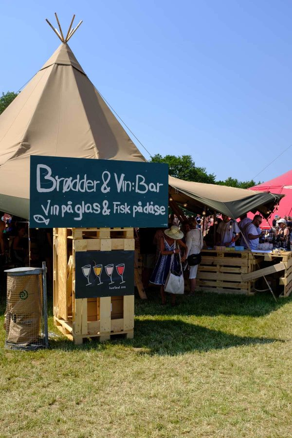 Heartland Festival, Rødder & Vin
