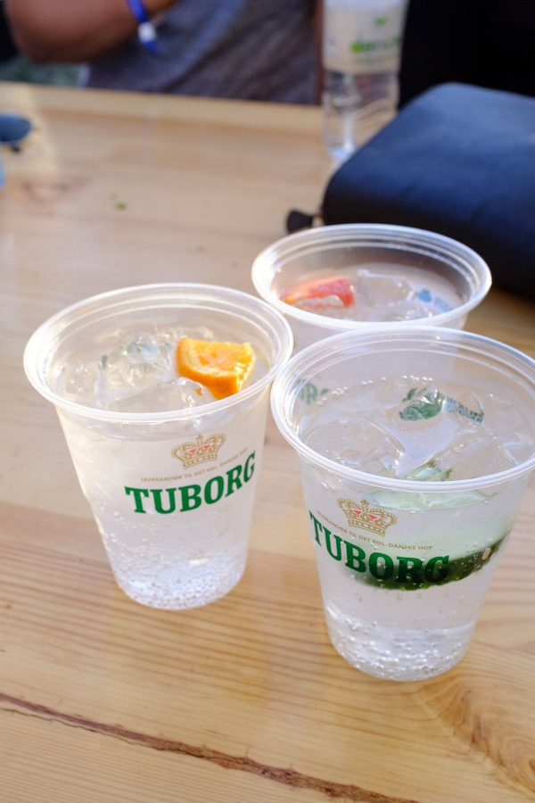 Tinderbox 2018, G&T