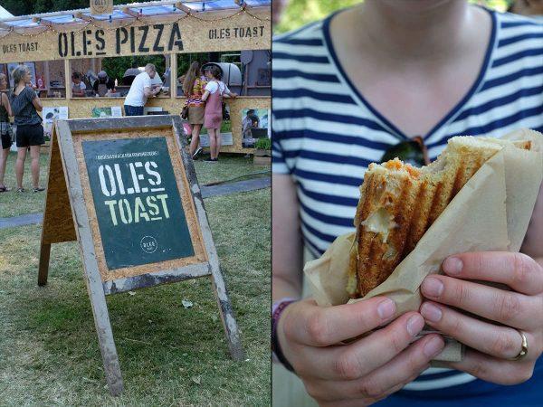 Heartland Festival, Oles Gård, Toast