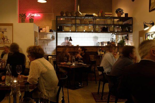 En aften på Restaurant Aro