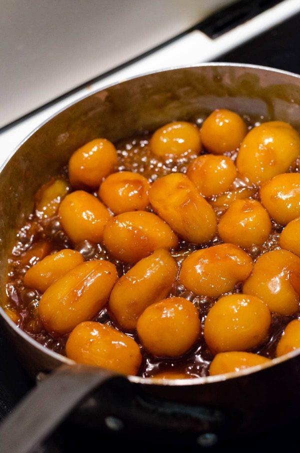 Opskrift på perfekte brunede kartofler