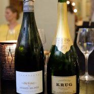 Champagnesmagning med ShareWine