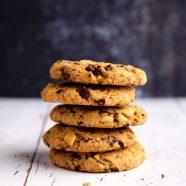 Peanutbutter cookies – opskrift på lækre cookies