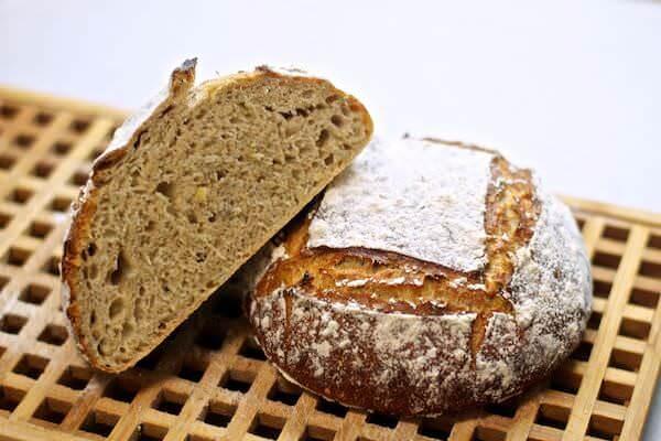 Lækkert friskbagt brød