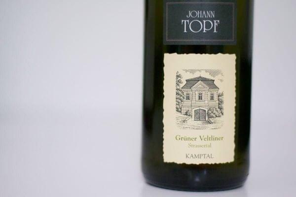 Grüner Veltliner fra Johann Topf, Kamptal i Østrig