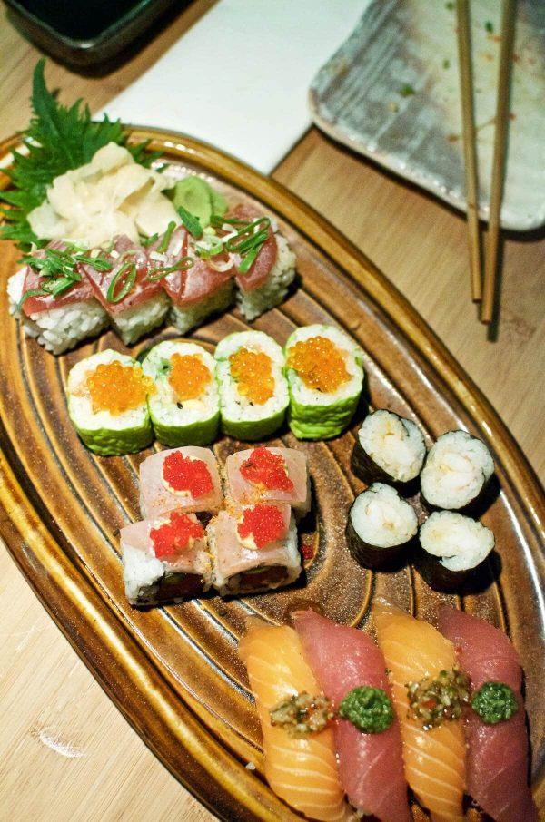 Goma Odense - sushi, uramaki, nigiri, hosomaki