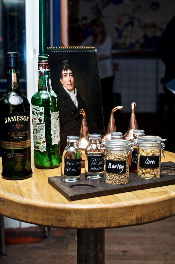 Bloggerevent med Jameson Whiskey