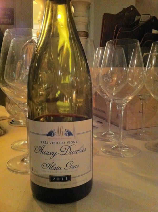 Kok & Vin - 2011 Auxey-Duresses Vieilles Vignes, Alain Gras