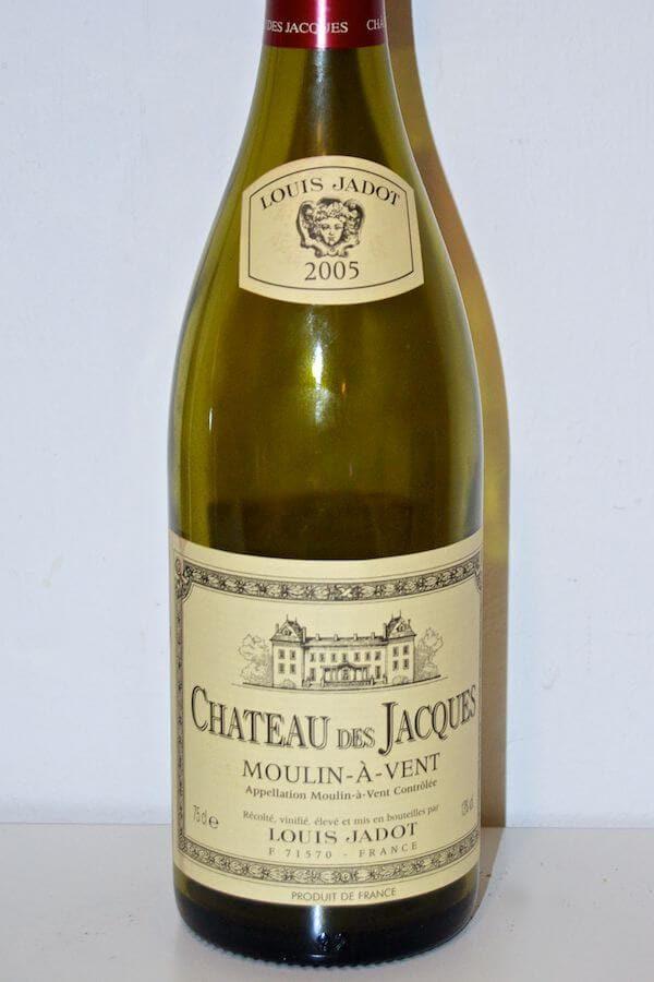 2005 Château des Jacques, Moulin-à-Vent fra Louis Jadot