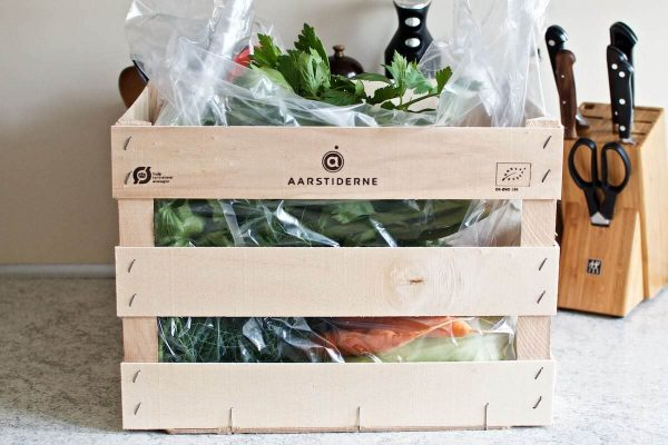 Nørregårdskassen fra Aarstiderne