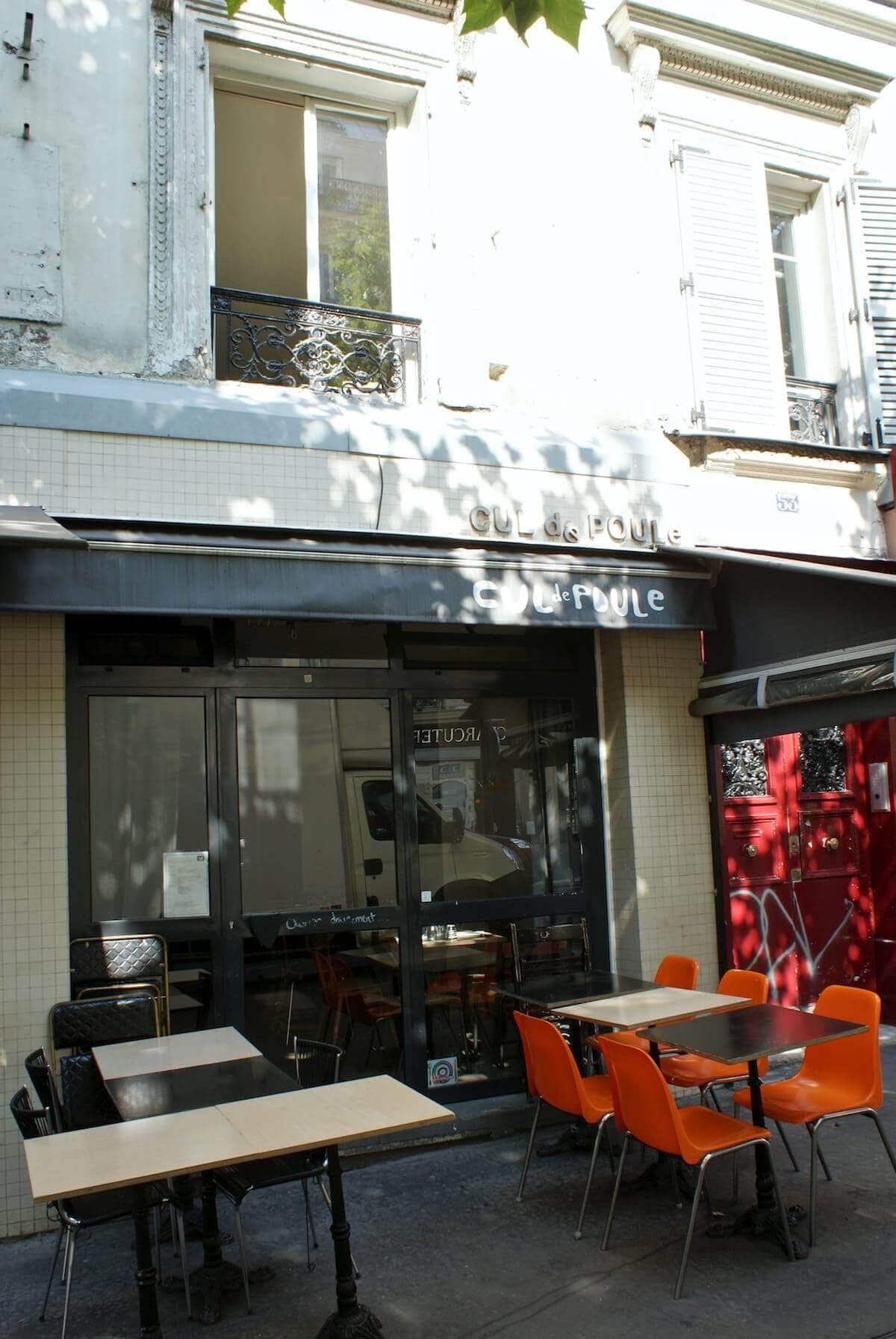 Cul de Poule, Paris