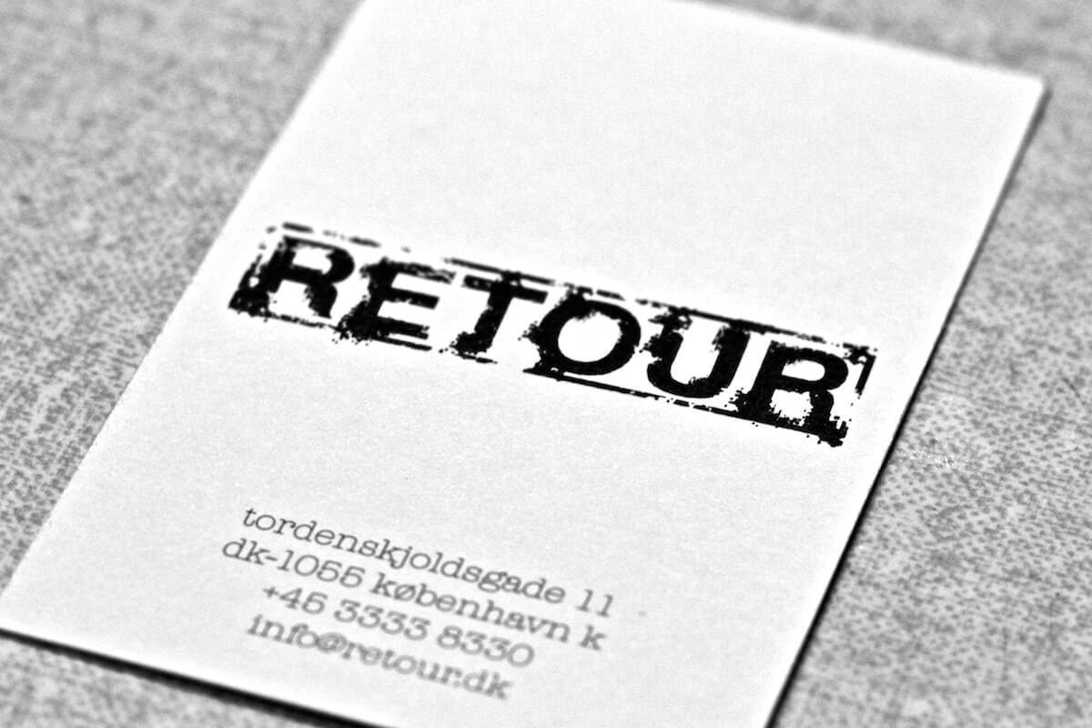 Retour