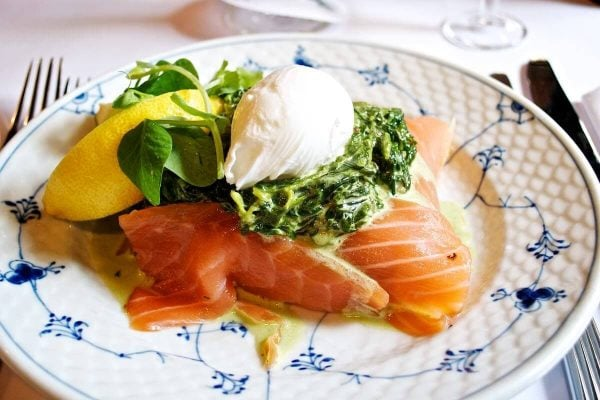 Restaurant Schønnemann, Simons Favorit