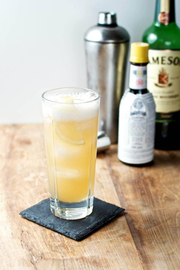 Sommercocktail - Jameson Whiskey Sour