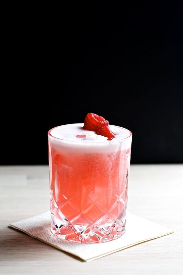 Sommercocktail - Beefeater Clover Club